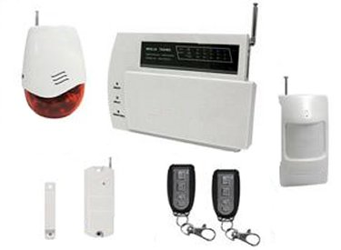 Do It Yourself Alarm System