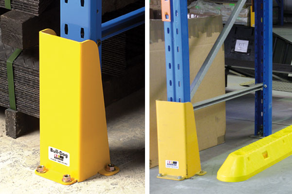 protector for pallet racking