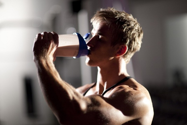protein powder whey isolate